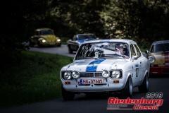 Wolfgang Leitloff, Ford Escort MK I, BJ: 1970, 1300 ccm, StNr: 127