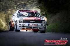 Harald Hohe, Audi 80 RSi, BJ: 1979, 1750 ccm, StNr: 138