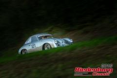Karl Rudlof, Porsche 356 A Rallye, BJ: 1958, 1600 ccm, StNr: 121