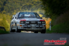 Audi Tradition, Dieter Karg, Audi quattro Rallye A1, BJ: 1982, 2110 ccm, StNr: 140