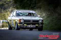 Gustav Abele, Opel C-Kadett, BJ: 1978, 2000 ccm, StNr: 135