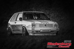 Rudolf Omischl,  VW Golf GTi,  BJ: 1978, 1600 ccm,  StNr: 136