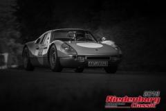 Robert Jung,  Porsche 904,  BJ: 1964, 2000 ccm,  StNr: 122