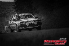 Robert Frank,  Audi 90 quattro,  BJ: 1984, 2200 ccm,  StNr: 142