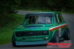 Christian Ammon, Fiat 128, BJ: 1977, 1300 ccm, StNr: 164
