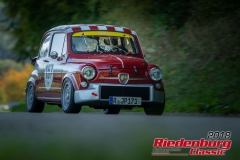 Richard Wagner, Fiat Abarth tc, BJ: 1971, 1000 ccm, StNr: 157