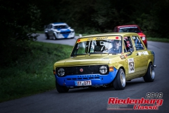 Jürgen Becker, Fiat 128 Limousine, BJ: 1970, 1250 ccm, StNr: 153