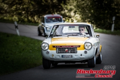 Thomas Stromeier, Fiat Abarth OTS, BJ: 1966, 1000 ccm, StNr: 151