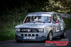 Rudi Fuchs, Fiat 127 Sport, BJ: 1978, 1050 ccm, StNr: 169