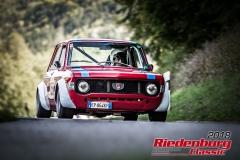 Massimo Togni, Fiat 129 Giannini NPS, BJ: 1971, 1300 ccm, StNr: 156