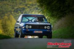 Ali Schachtner, Fiat 131 Racing, BJ: 1979, 1995 ccm, StNr: 173