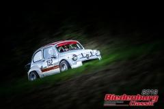 Walter Schneider, Fiat Abarth tc, BJ: 1967, 1036 ccm, StNr: 152