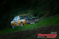 Mike Sukiennicki, Fiat 128 Coupe, BJ: 1972, 1300 ccm, StNr: 161