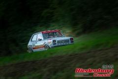 Patrick Polster, Fiat 127 Abarth, BJ: 1977, 1295 ccm, StNr: 166