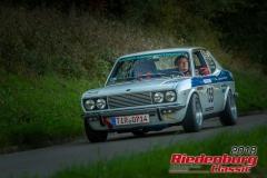 Detlef Bayer, Fiat 128 Coupe, BJ: 1972, 1300 ccm, StNr: 159