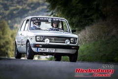 Claudia Heilmeier, Fiat 127 A, BJ: 1977, 896 ccm, StNr: 165