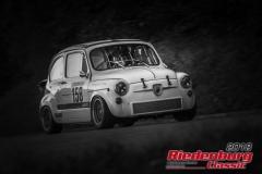 Walter Westermeier,  Fiat Abarth tc,  BJ: 1971, 1000 ccm,  StNr: 158