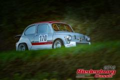 Gerhard Polster,  Fiat 850 tc Abarth,  BJ: 1978, 850 ccm,  StNr: 170