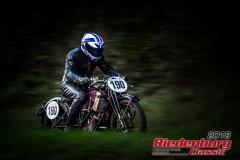 Udo Hobl, Scott TT Replica, BJ: 1930, 500 ccm, StNr: 190