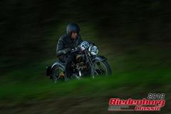 Dr. Carl Rauscher, Rudge Ulster, BJ: 1935, 500 ccm, StNr: 193