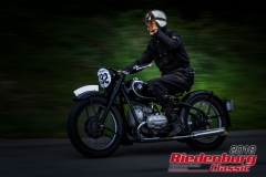 Danny Hüttig, BMW R5, BJ: 1936, 495 ccm, StNr: 192