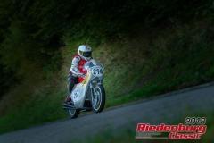 Norbert Zwick,  Honda RC 163,  BJ: 1963, 250 ccm,  StNr: 214