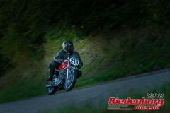 Christian Schnell,  Honda,  BJ: 1966, 350 ccm,  StNr: 218