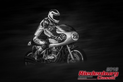 Georg Dinzl, Honda CB, BJ: 1971, 750 ccm, StNr: 250