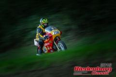 Florian Bauer, Ducati Pantah, BJ: 1980, 500 ccm, StNr: 258