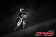Willem Kuster, Ducati, BJ: 1969, 450 ccm, StNr: 244