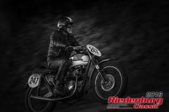 Rolf Stangl, Triumph T 100, BJ: 1971, 500 ccm, StNr: 247