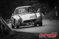 DKW MonzaBJ:  1957, 1000 ccmKlaus Haynl,  Garmisch-PartenkirchenStartnummer:  002