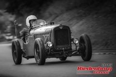 Austin SevenBJ:  1930, 750 ccmRudolf Engel,  WunsiedelStartnummer:  001