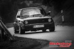 VW PoloBJ:  1980, 1300 ccmHans Edelhäuser,  Itzgrund/KaltenbrunnStartnummer:  016