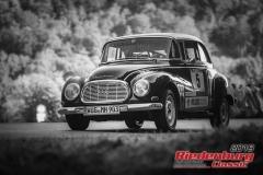 Auto Union DKW S BJ:  1963, 1000 ccm Michael Hinterleitner,  Weißenburg Startnummer:  005