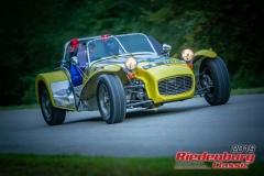 Lotus Super 7 S3 BJ:  1968, 1600 ccm Stefan Schäfer,  München Startnummer:  007