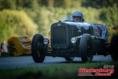 Austin Seven BJ:  1930, 750 ccm Rudolf Engel,  Wunsiedel Startnummer:  001