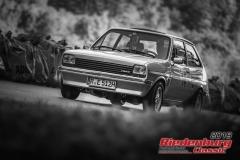 Ford Fiesta BJ:  1978, 1100 ccm Manfred Eibl,  Obertraubling Startnummer:  014