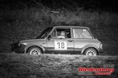 Autobianchi A 112 BJ:  1980, 1300 ccm Herbert Einfalt, Heilsbronn Startnummer:  018