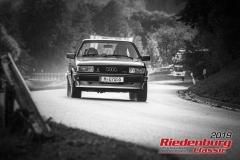 Audi 80 quattroBJ:  1983, 2144 ccmFlorian Zeussel,  MünchenStartnummer:  044