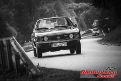 Opel Manta ABJ:  1972, 1900 ccmGerhard Lang,  ZweiflingenStartnummer:  027