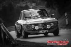 Lancia FulviaBJ:  1972, 1600 ccmFlorian Heim,  Bad AbbachStartnummer:  026