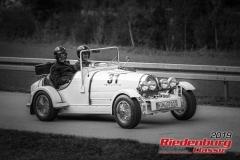 VW Bugatti ReplicaBJ:  1974, 1600 ccmHans Arnold,  ZweiflingenStartnummer:  031