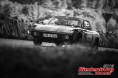 VW-PorscheBJ:  1973, 2000 ccmEdmund Fuchs,  TraitschingStartnummer:  028