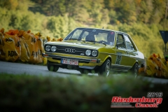 Audi 80 GT AbtBJ:  1975, 1750 ccmJürgen Winkler,  WeißenoheStartnummer:  032
