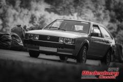 VW Scirocco BJ:  1982, 1780 ccm Sylvia Eißner,  München Startnummer:  041