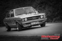 Audi 80 GT Abt BJ:  1975, 1750 ccm Jürgen Winkler,  Weißenohe Startnummer:  032