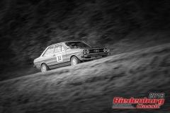Audi 80 GTE BJ:  1976, 1600 ccm Marcel Dantscher,  Ihrlerstein Startnummer:  033