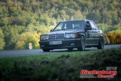Mercedes Benz 190 E BJ:  1984, 1997 ccm Matthias Rübmann,  Zweiflingen Startnummer:  045