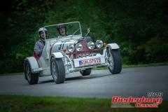 VW Bugatti Replica BJ:  1974, 1600 ccm Hans Arnold,  Zweiflingen Startnummer:  031